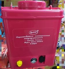 """Опрыскиватель электрический аккумуляторный """"Умница""""  модель ОЭЛ-8л-МИНИ, с литиевой батареей"""