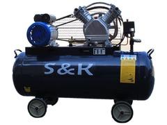 Компрессор S&K  TP420/50/2,2кВт/8 атм/ремен. пер